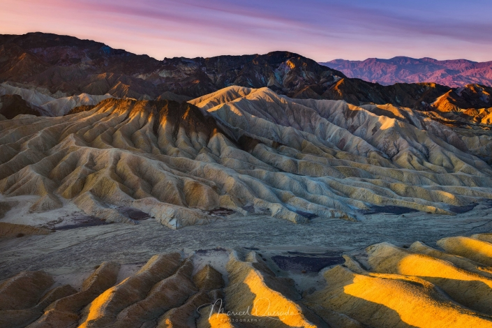 Death Valley Zabriskie Point
